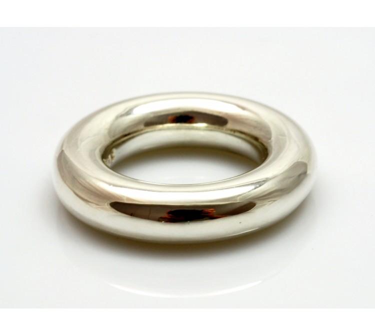 SCHUBART RING / 925 STERLING SILBER / ca. 25,70 Gramm