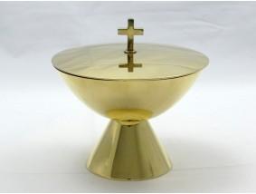liturgisches Gefäß Trinkbecher Ziborium Ciborium 835 Silber