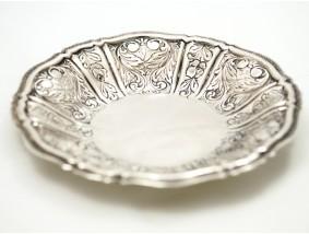 kleine runde Schale 830 Silber ca. 116,00 Gramm