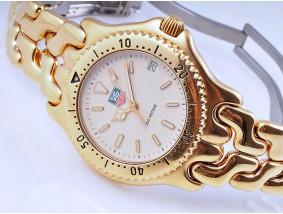Tag Heuer Herren Armband Uhr Edelstahl Quartz