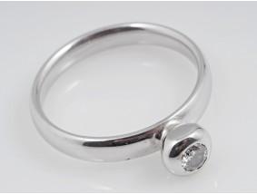Niessing Ring 0,15 Karat Brillant 585 Gold 14 Karat