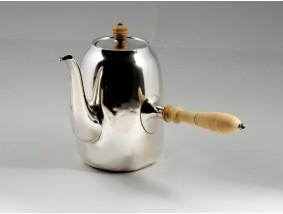 antike Mocca Kaffee Kanne 925 Sterling Silber ca. 217,00 Gramm