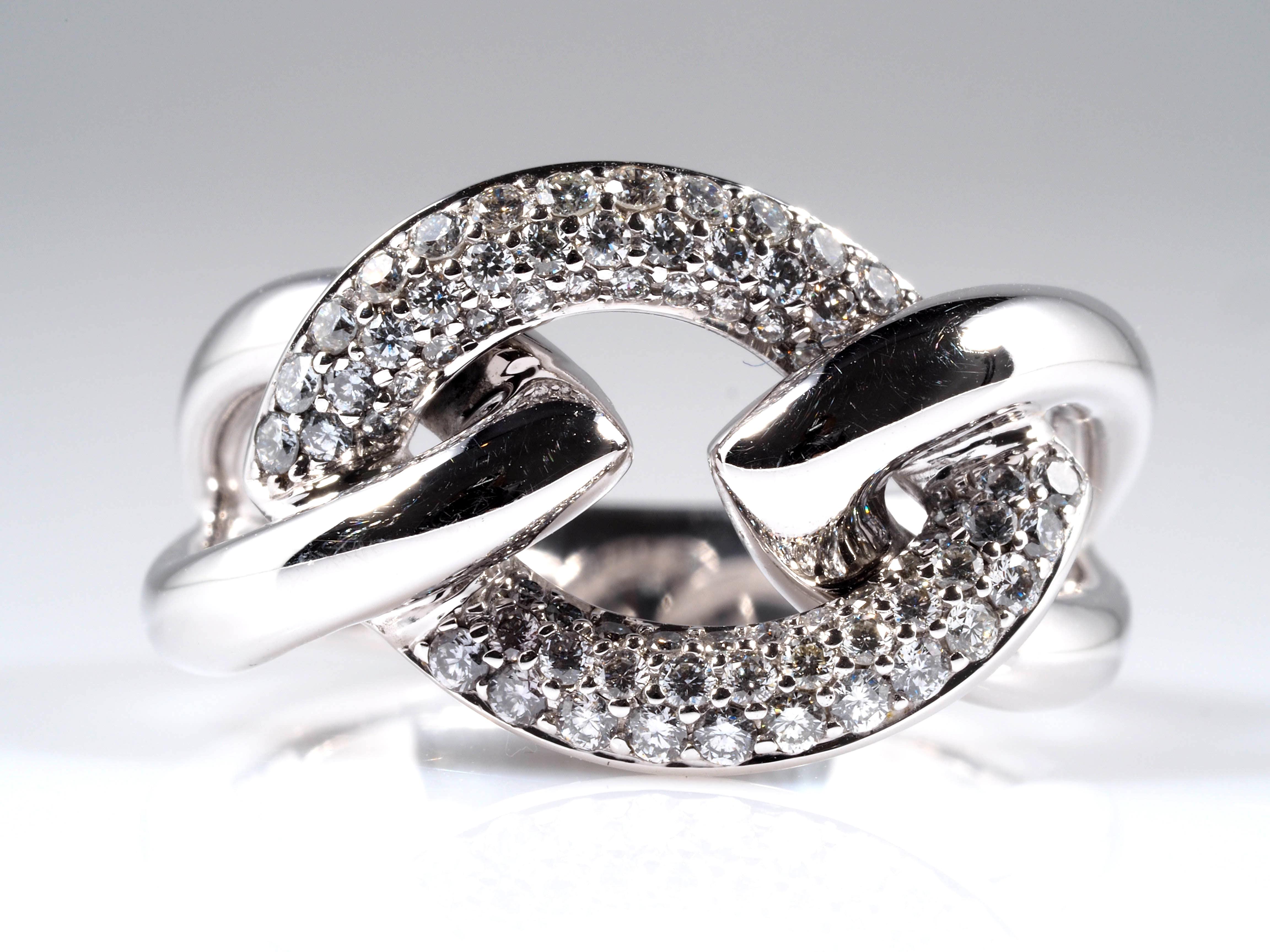 ring mit 0 69 karat brillanten 585 gold ca 12 00 gramm wert eur ebay. Black Bedroom Furniture Sets. Home Design Ideas