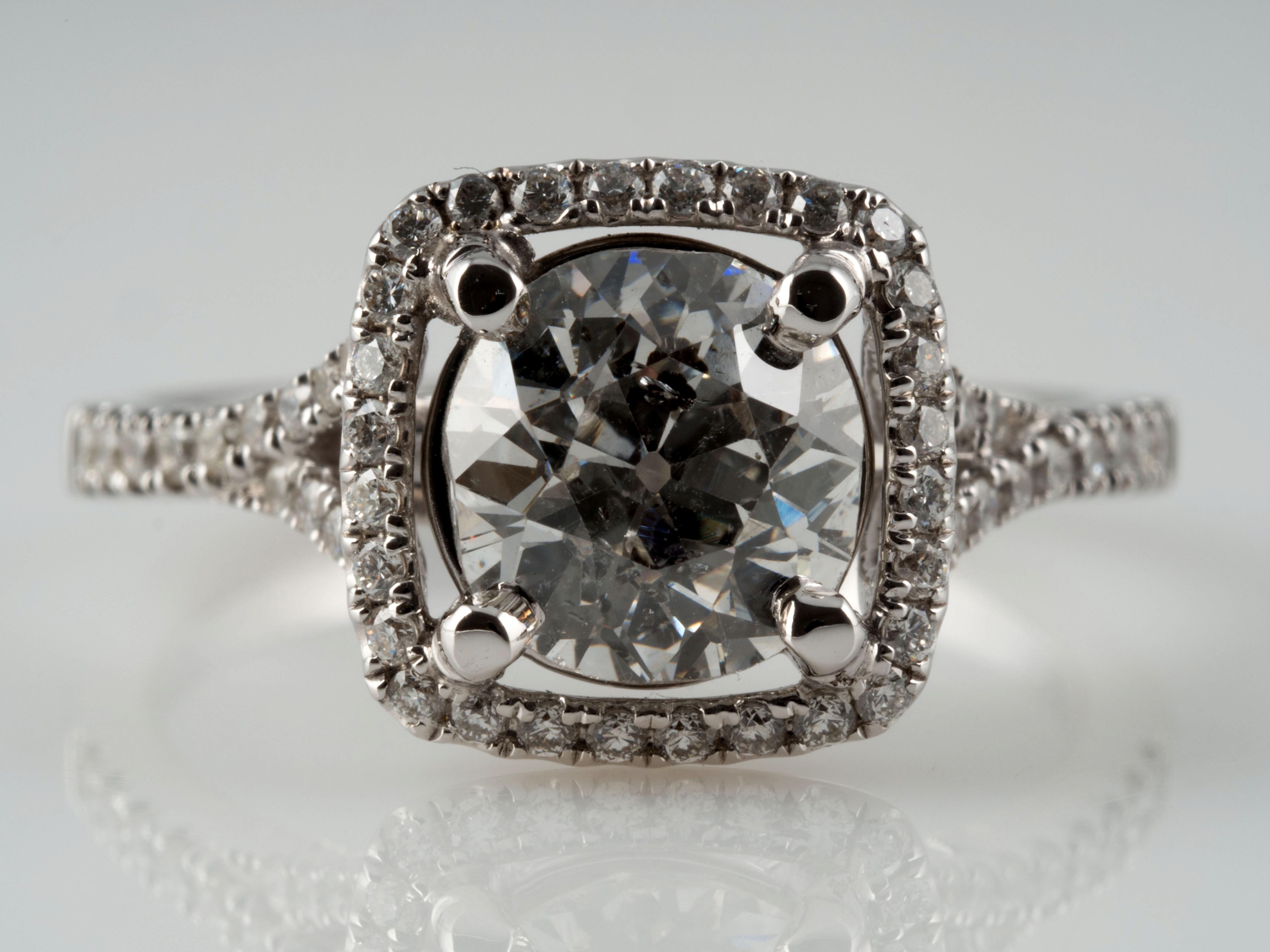 ring brillanten und 1 80 karat solit r diamant 750 gold wert eur ebay. Black Bedroom Furniture Sets. Home Design Ideas